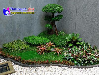 Inspirasi Desain Taman Kering (Dry Garden)