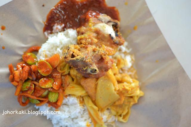 Nasi-Padang-Tampoi-Johor-Bahru-巴东咖哩