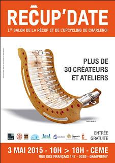 Affiche Récup'Date 2015