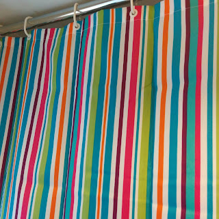 A Rainbow Showercurtain