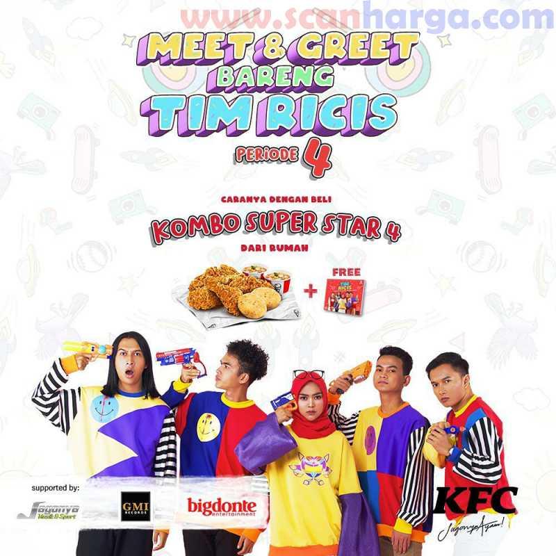 KFC - TIM Ricis Meet & Greet Bareng Periode 4