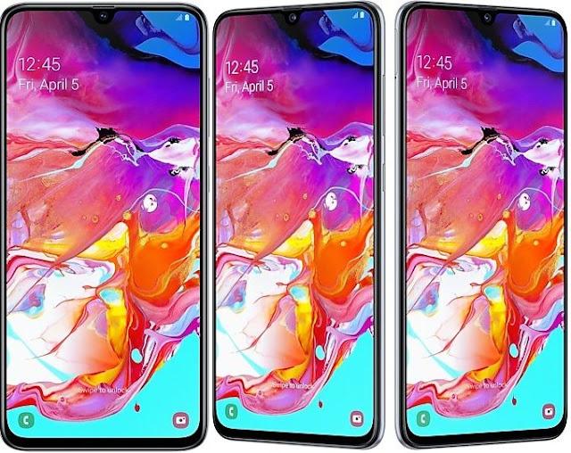 Fitur Andalan Samsung Galaxy A70