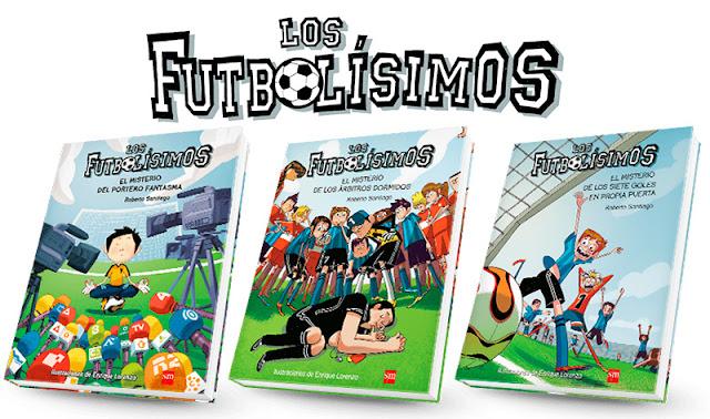 Colección futbolísimos