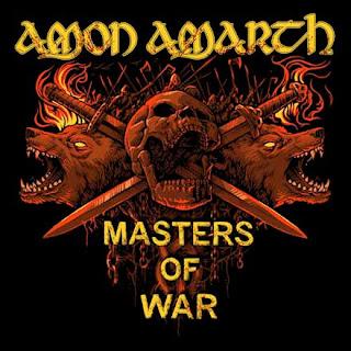 """Το single των Amon Amarth """"Masters of War"""""""