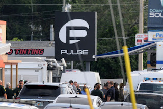 gay nightclub shooting Orlando