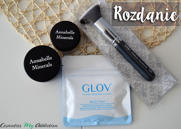 Rozdanie u Cosmetics My Addiction