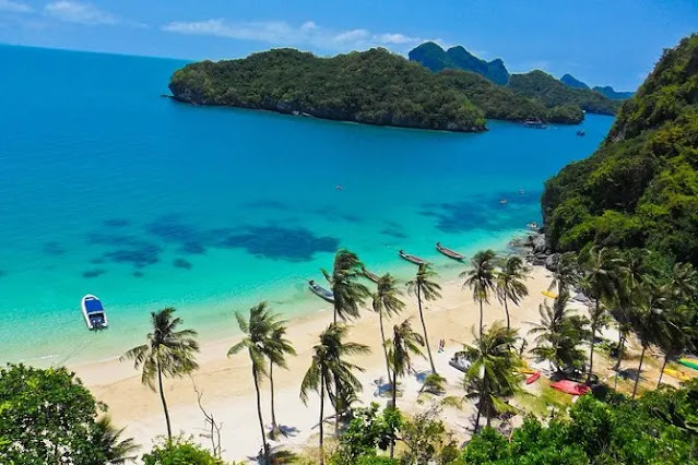 ang thong marine national park Islands in Thailand