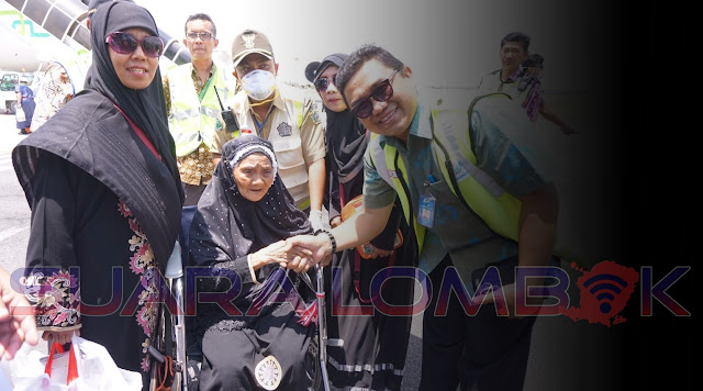 Menakjubkan! Jemaah Haji 114 Tahun Pulang dengan Selamat