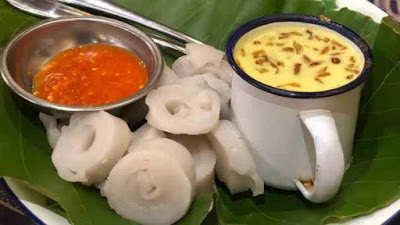 Berego kuliner khas Bangka Belitung