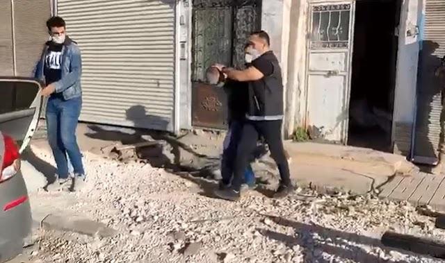 Şanlıurfa'da torbacı operasyonu! 12 gözaltı