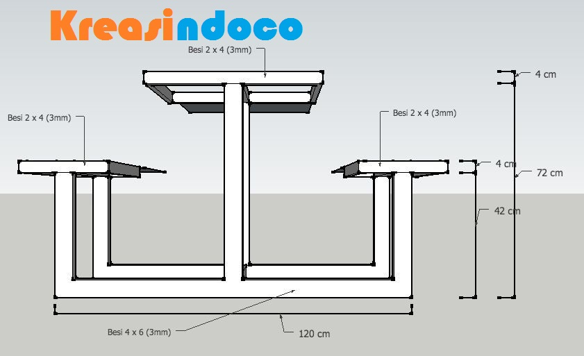 Youtube Cara Membuat Kanopi Baja Ringan New 34+ Kursi Dari Minimalist Home Designs