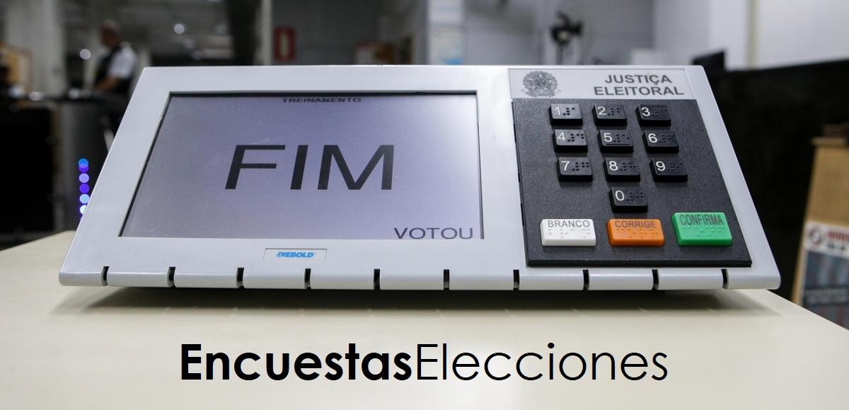 Encuestas Elecciones Brasil