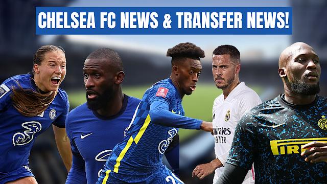 CHELSEA FC NEWS & TRANSFER NEWS   TEN LATEST STORIES IN TEN MINUTES!