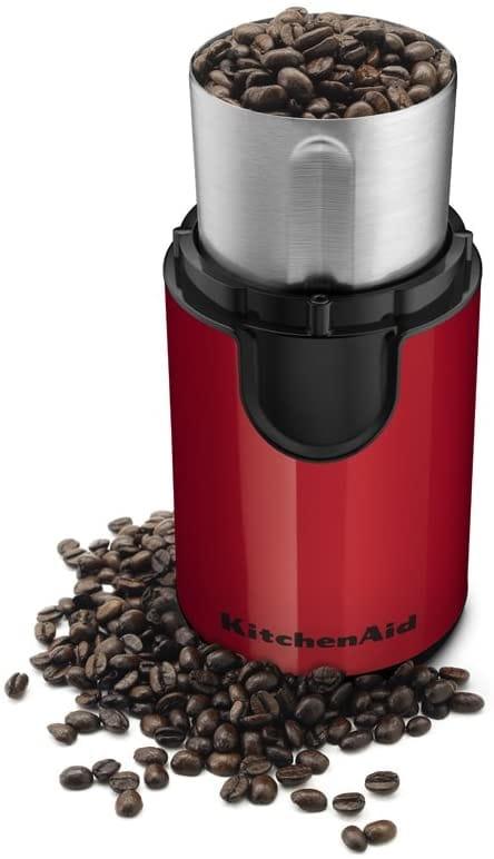 KitchenAid BCG111ER Blade Coffee Grinder
