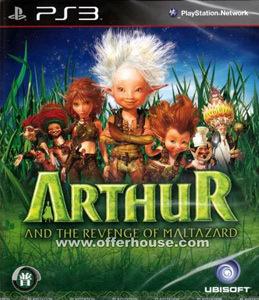 Arthur And The Revenge of Maltazard PS3 Baixar