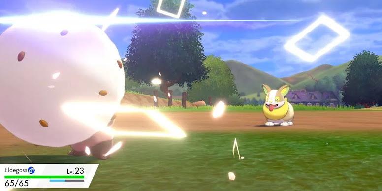 Pokémon Shiny Square
