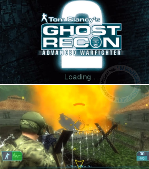 Game PPSSPP Tom Clancys Ghost Recon ISO