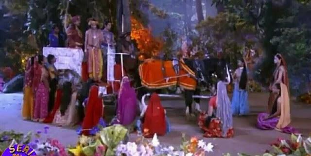 Radha krishna serial episode today
