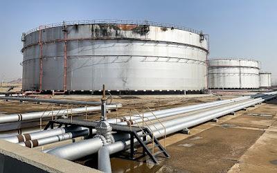 Saudi Aramco facilities