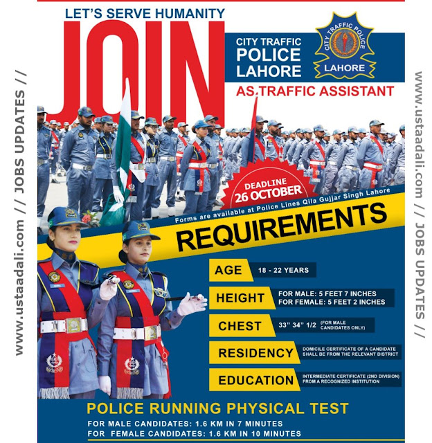 Latest-Traffic-Police-Jobs-2021