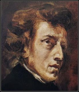 Πίνακας με πορτρέτο του Σοπέν