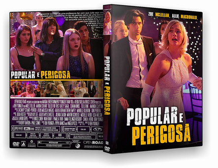 DVD - Popular E Perigosa - ISO
