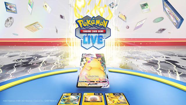 Pokémon Trading Card Game Live é anunciado para PC e aparelhos mobile