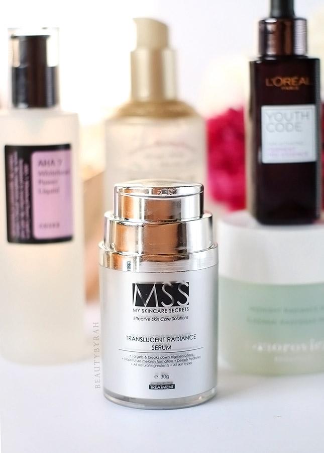 My Skincare Secrets Translucent Radiance Serum Review