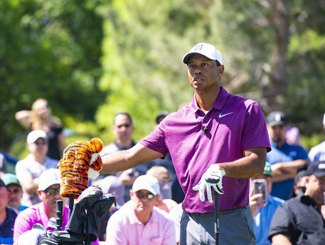 Tiger Woods is one of the golfers with three or more wins in The Masters