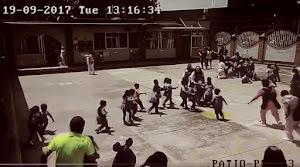 外国人「巨大地震から子どもを守る先生達の映像が見ていて怖い」(海外の反応)