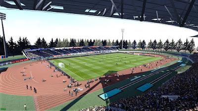 PES 2020 Laugardalsvöllur Stadium