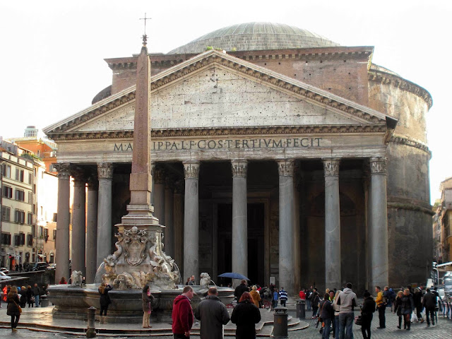 Italia. Italy. Italie. Lacio. Lazio. Latium. Roma. Rome. Pantheon. Panteon. Rotonda. Panteón de Agripa, Pantheon