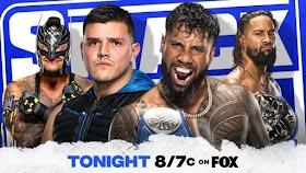 Wwe SmackDown En Español Latino 6 de Agosto 2021 Repetición y Resultados