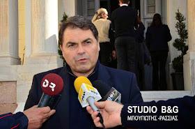 Επιστολή διαμαρτυρίας από τον Δήμαρχο Άργους Μυκηνών στην Υπουργό εργασίας για το επερχόμενο κλείσιμο του ΙΚΑ στο Άργος