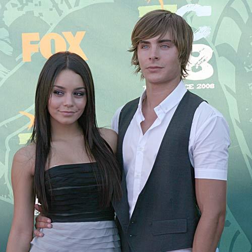 are vanessa and zac dating 2013