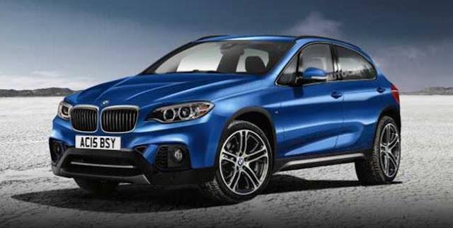 2017 BMW X1 Redesign