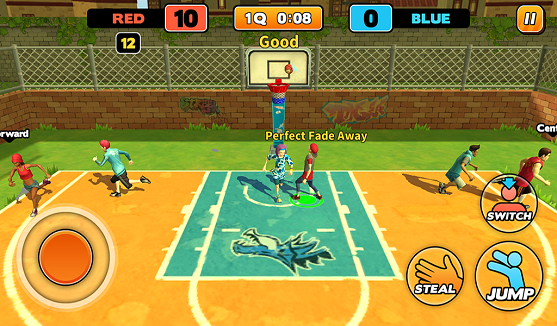 Street Basketball Freesyle Android