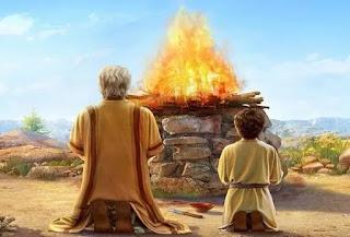 pregação sobre Abraão