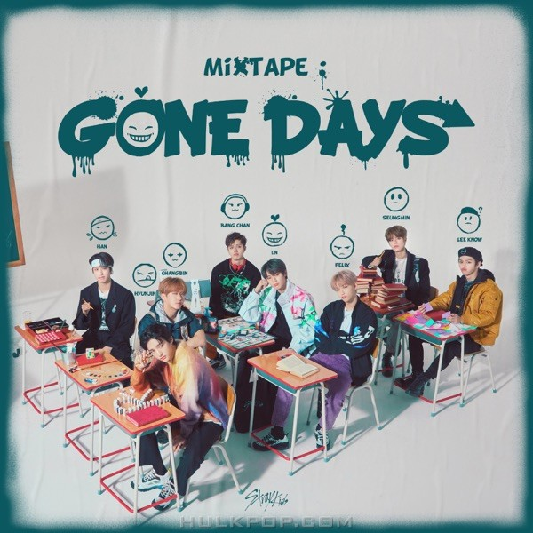 Stray Kids – Mixtape : Gone Days – Single (FLAC)