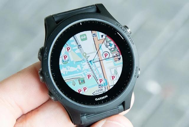 đồng hồ garmin forerunner 945