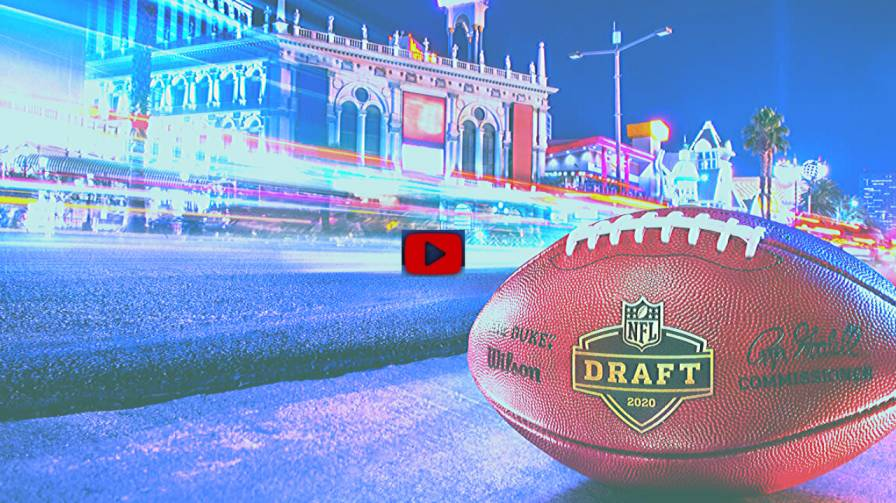 NFL Draft 2020 | Live Stream Watch Free – Anywhere in the World