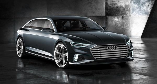 2017 Audi A6 Redesign, Price, Release Date