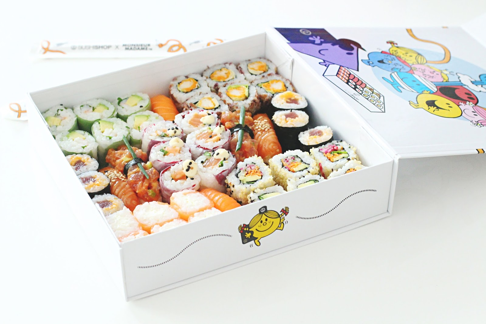 box sushishop monsieur madame