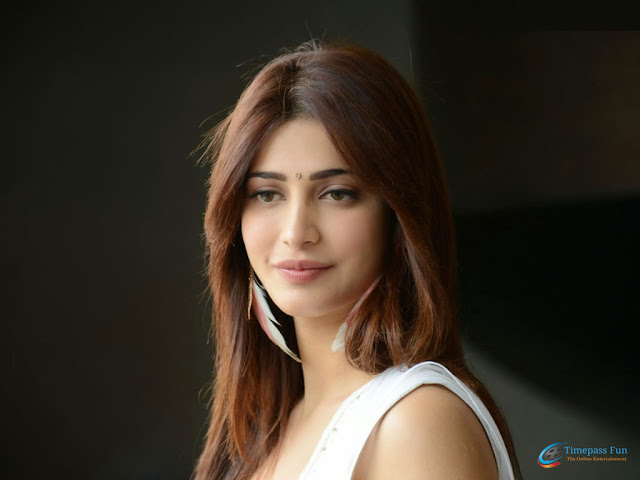 Shruti Hassan in Si3 Movie