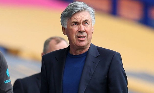 Everton manager Carlo Ancelotti pleased youngster Thierry Small performance: Arsenal and Bayern Munich interested.