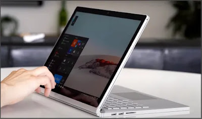 Microsoft Surface Book 3: New Hardware, Old Design - Screen
