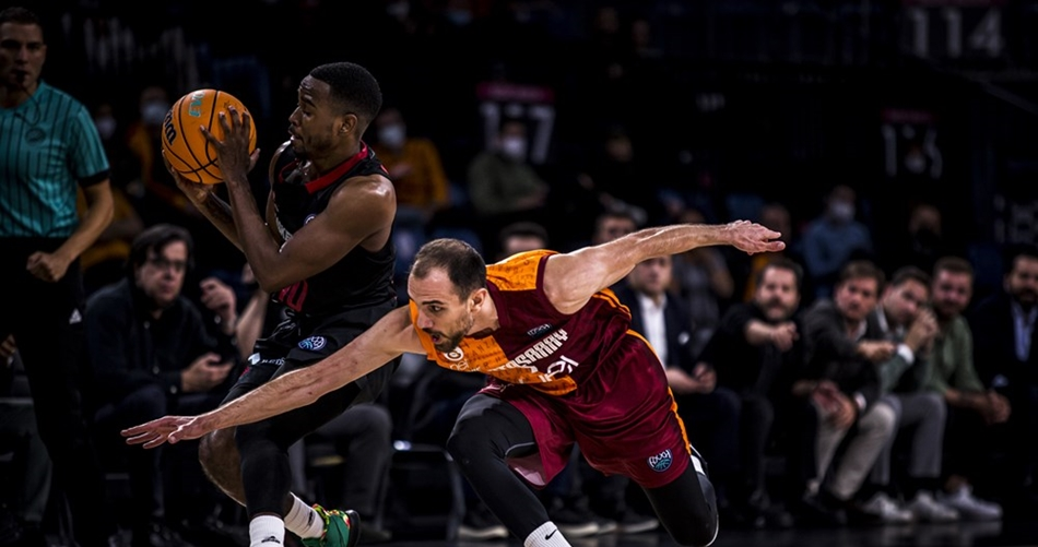 Basketball CL   Galatasaray'dan müthiş başlangıç!
