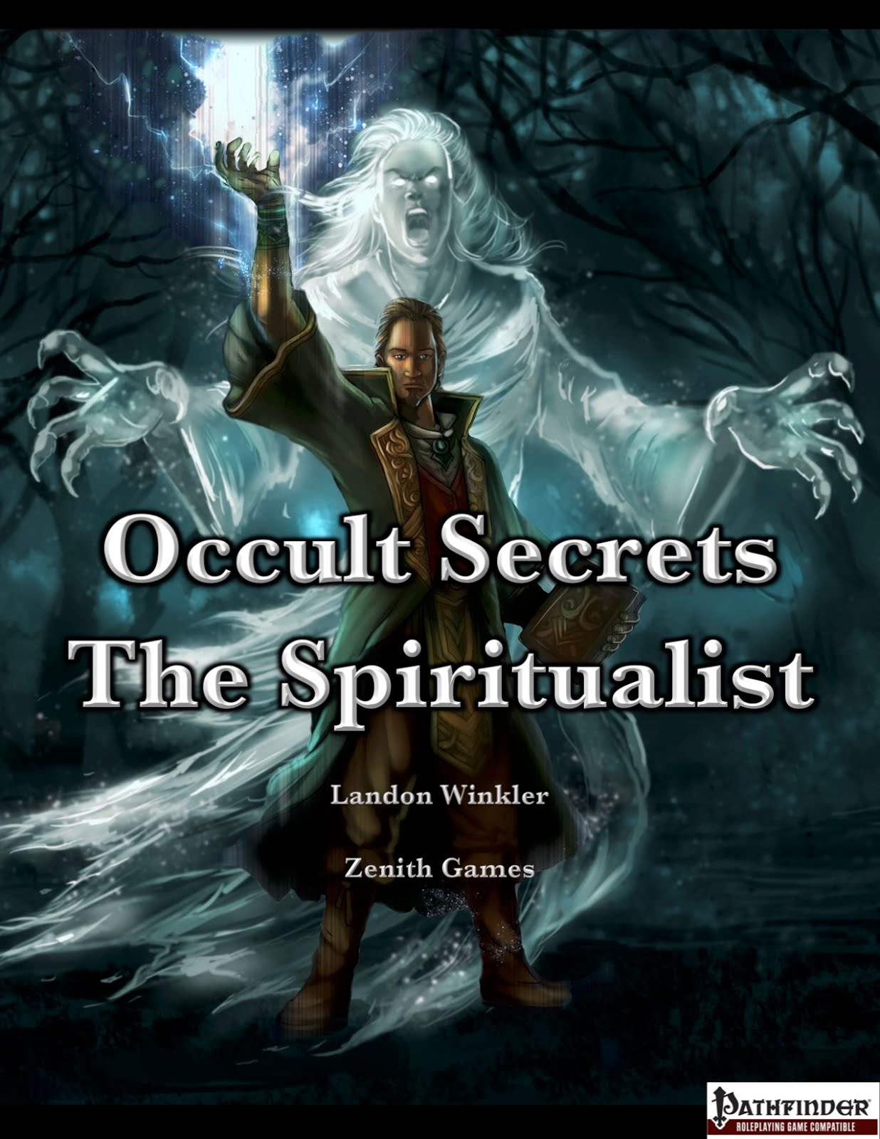 Occult Secrets: The Spiritualist