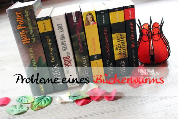 Probleme eines Bücherwurms - Buchtag - Buchblogger