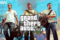 Download GTA 5 Apk + OBB Data for Android & IOS